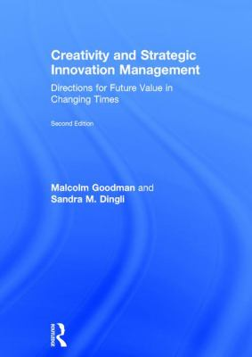 Creativity and Strategic Innovation Management Cover Page