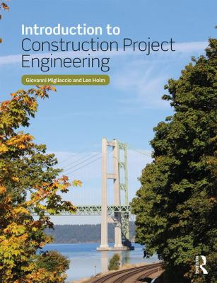 book cover: Introduction to Construction Project Engineering