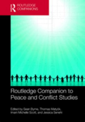 cover image for the routledge companion to peace and conflict studies. Click on this image to get to the catalog entry.