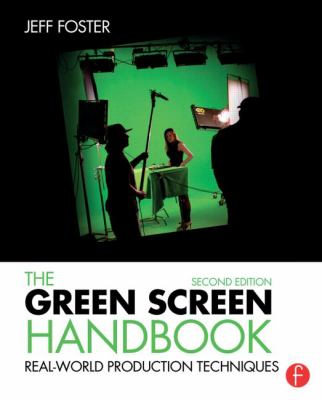 book cover: The Green Screen Handbook