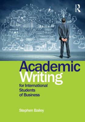 Academic Writing for International Students of Business Cover Image