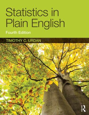 Book cover: Statistics in Plain English