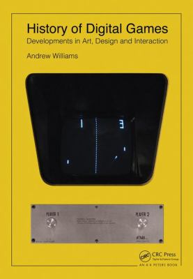 book cover: History of Digital Games