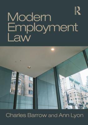 Modern Employment Law -- Barrow & Lyon -- 2018