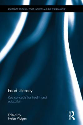 Food literacy by Helen Vidgen.