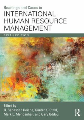 Readings and Cases in International Human Resource Management - Opens in a new window