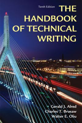 The Handbook of Technical Writing