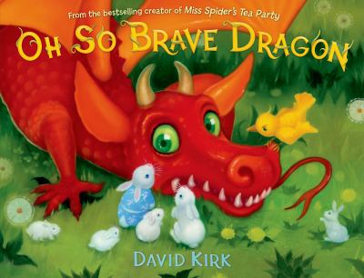 Oh So Brave Dragon book cover