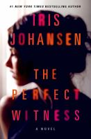 Book cover for The Perfect Witness by Iris Johansen