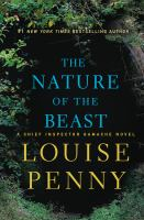 Book cover for The Nature of the Beast by Louise Penny