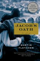 Book cover for Jacob's Oath by Martin Fletcher