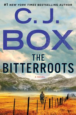 Cover Art for The Bitterroots