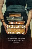 Book cover for The Book of Speculation by Erika Swyler