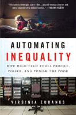 Automating inequality book jacket
