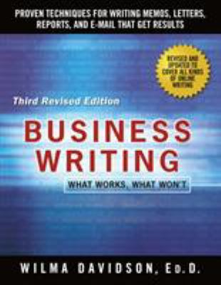 Business Writing Cover Art