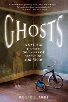 Book cover for Ghosts.