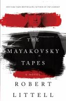 """The Mayakovsky Tapes"" book cover"