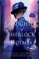 Cover image for The daughter of Sherlock Holmes