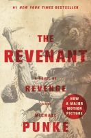 Book cover for The Revenant by Michael Punke