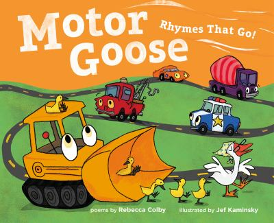 Motor Goose by Rebecca Colby