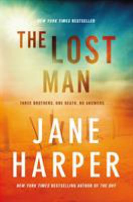 Cover Art for The Lost Man
