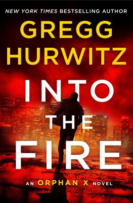 Cover Art for Into the Fire