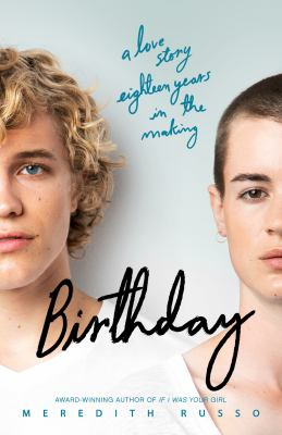 Book cover: Birthday by Meredith Russo