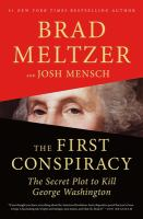 First Conspiracy book cover