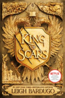 Cover of King of Scars by Leigh Bardugo