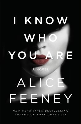 Cover Art for I Know Who You Are
