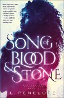 Song of Blood and Stone book cover