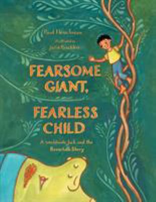 Cover Art for Fearsome Giant, Fearless Child