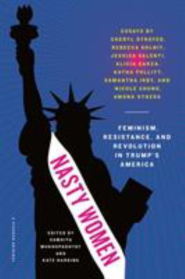 Cover Art features the statue of liberty wearing a sash.