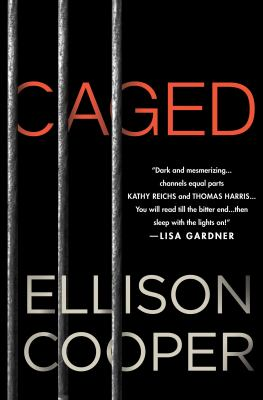 Cover Art for Caged