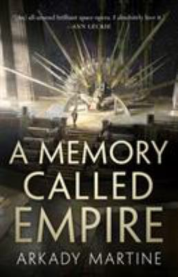 cover of A Memory Called Empire