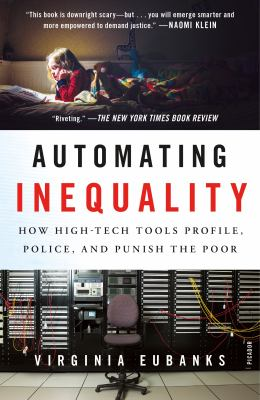 Eubanks Automating Inequality cover art