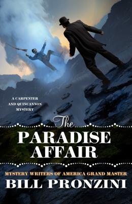 The paradise affair / by Pronzini, Bill,