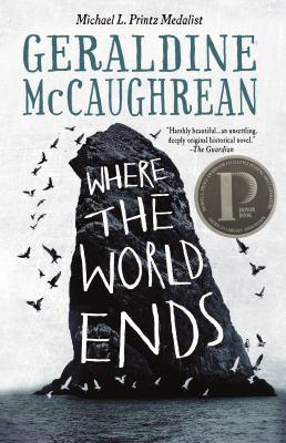 Where the world ends / by McCaughrean, Geraldine,