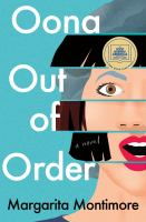 Oona out of order book cover
