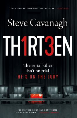 Cover Art for Thirteen