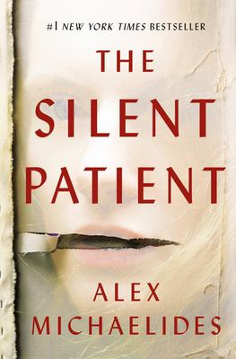 Cover Art for The Silent Patient