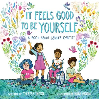 It Feels Good to Be Yourself Cover Art