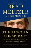 Lincoln Conspiracy book cover