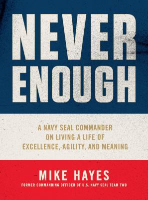 Never enough : by Hayes, Mike