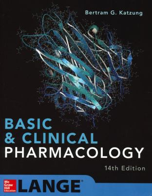 Basic and Clinical Pharmacology cover art
