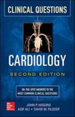 Cardiology Clinical Questions, Second Edition Cover Art
