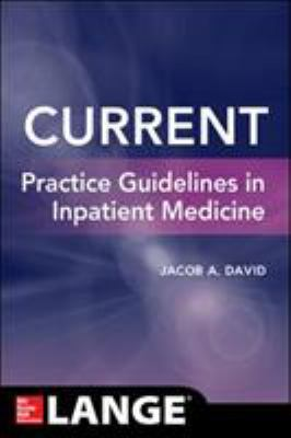 Current Practice Guidelines in Inpatient Medicine 2018