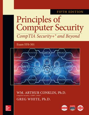 book cover: Principles of computer security