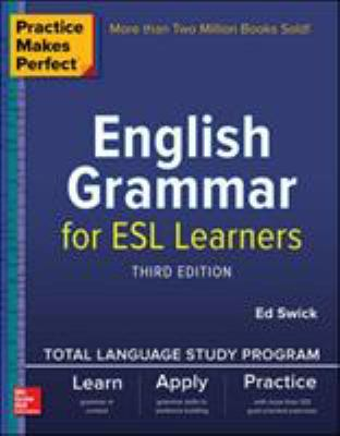 English Grammar Cover Art