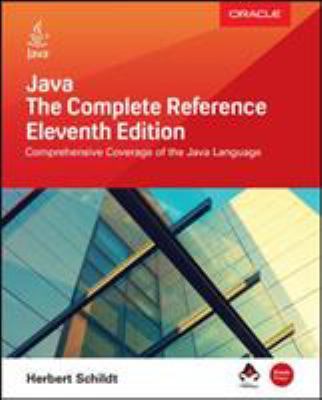 JAVA: the complete reference book jacket